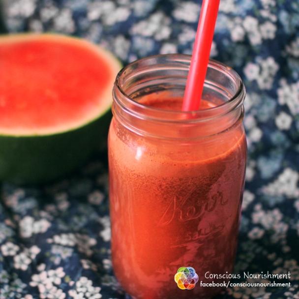 Watermelon Alkalizing Juice