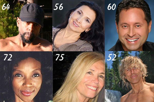6 Raw Foodists Over 50 That Look Decades Younger | Conscious Nourishment