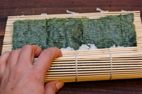 seaweed sushi